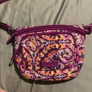 Vera Bradley RFID Belt Bag